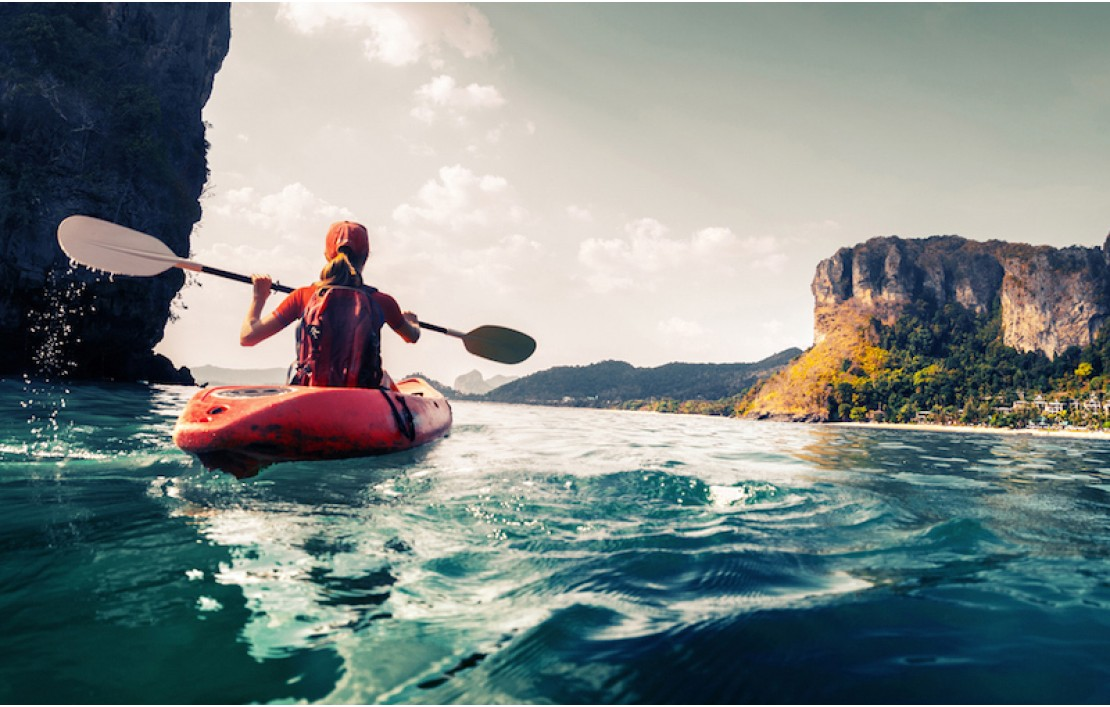 Safety Tips for Kayaking & Canoeing