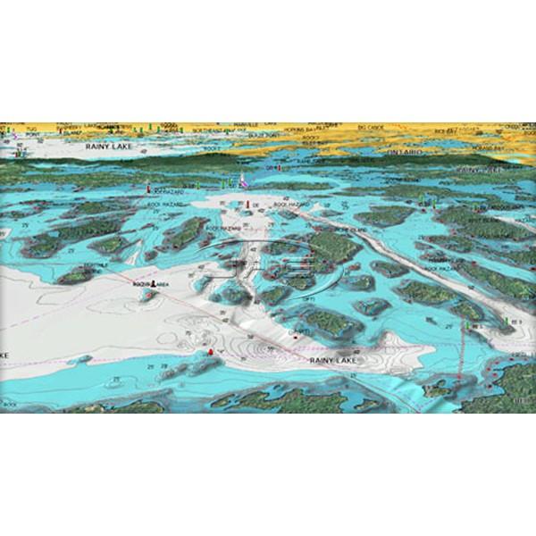 Navionics Platinum+ 62P XL3 - East & North Australia Chart