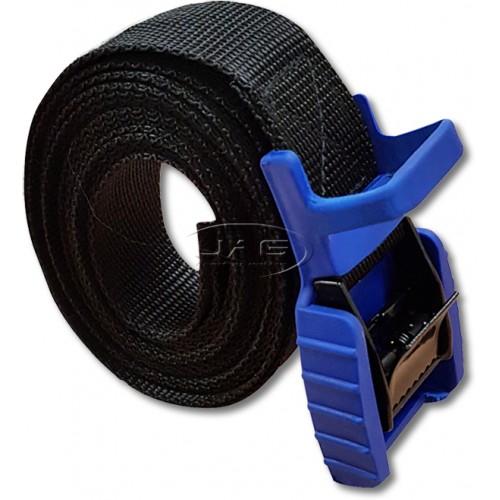 Cam Tie Down Strap 3M x 25mm - 360kg
