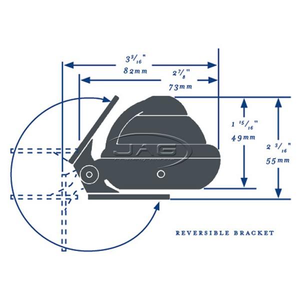 Ritchie Sport X10-M Bracket Mount Compass