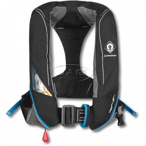Crewsaver Crewfit 180N PRO Automatic with Harness Inflatable PFD