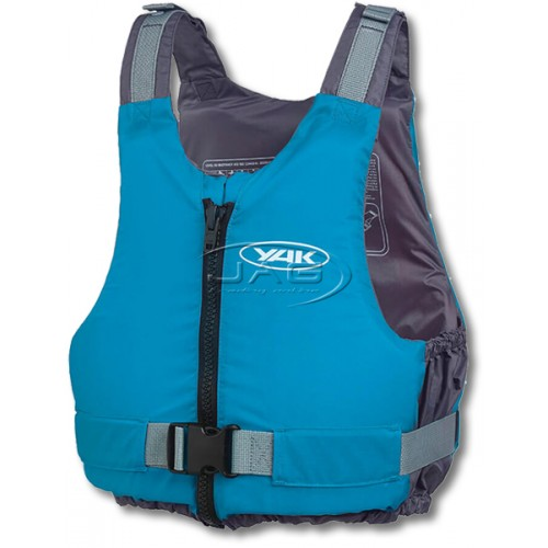 YAK Blaze 50N Blue Buoyancy Aid PFD