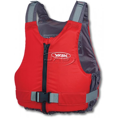 YAK Blaze 50N Red Buoyancy Aid PFD