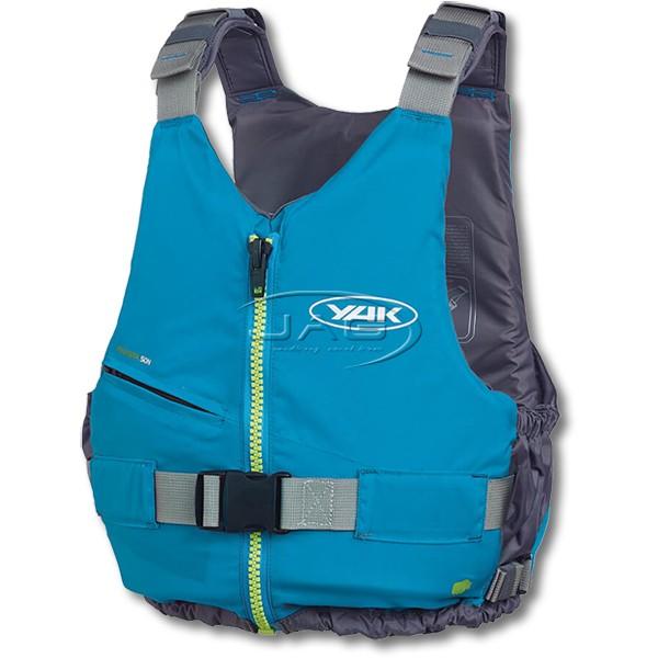YAK Kallista 50N Blue Buoyancy Aid PFD