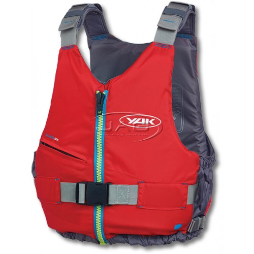 YAK Kallista 50N Red Buoyancy Aid PFD