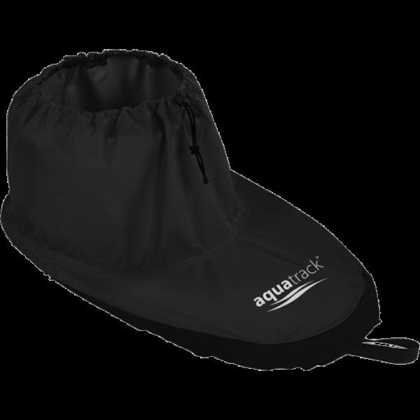 AquaTrack Kayak/Canoe Spray Deck Skirt - Black Nylon