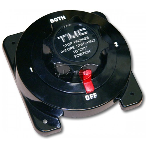 TMC 6V~32V 300 Amp Dual Battery Isolator Selector Switch