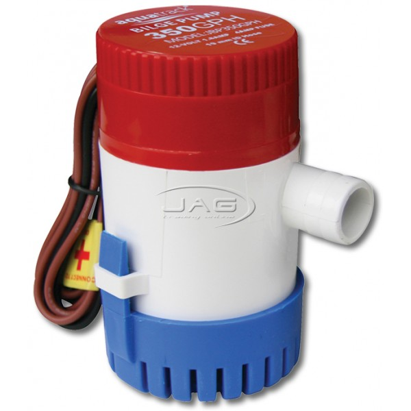 12V 350 GPH Submersible Bilge Pump
