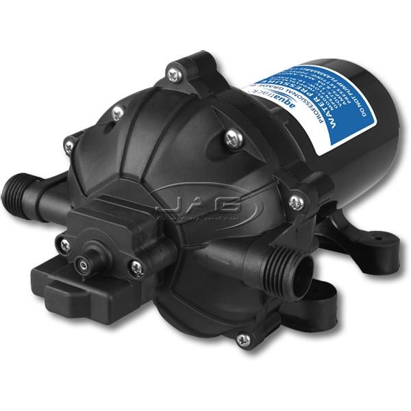 AquaTrack 12V 18.9L/Min 70 PSI Water Pressure Diaphragm Pump - 5-Chamber