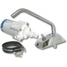 TMC Galley Electric Water Pump with Faucet Tap & Clamp