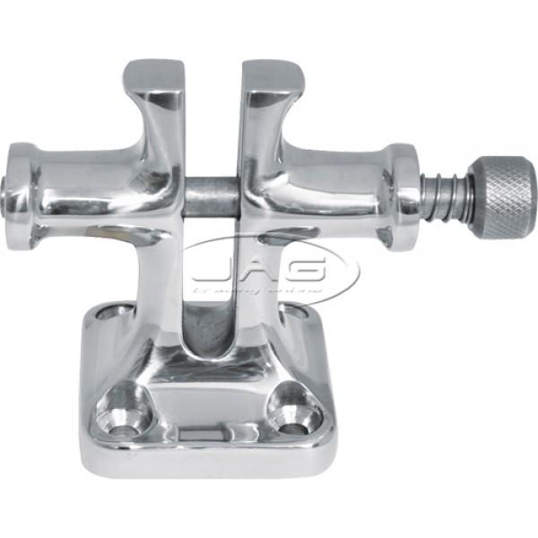 316 Stainless Steel Split Bollard with Locking Pin
