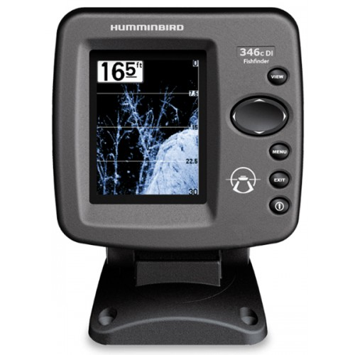 Humminbird 346cxi DI Colour Fishfinder (with Down Imaging)
