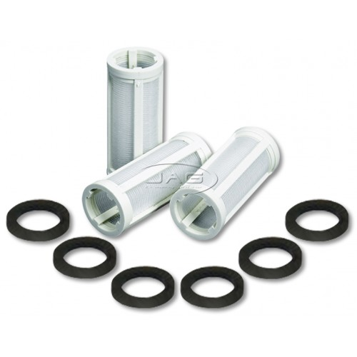 3-Pack Elements for Clearview Inline Glass Fuel Filter