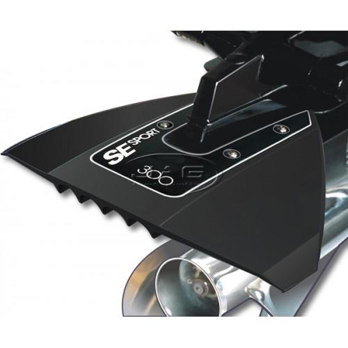 SE Sport 300 Black Hydrofoil - Suits 40-350HP