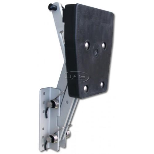Aluminium Outboard Motor Bracket - Up To 20 HP