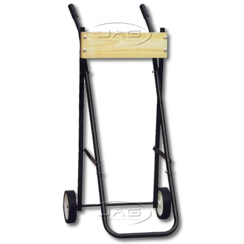 Outboard Motor Trolley - Up To 30HP / 60kg Load Rating