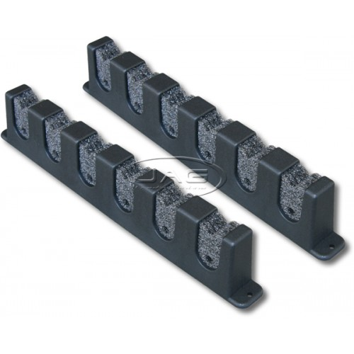 Horizontal 6-Rod Storage Rack