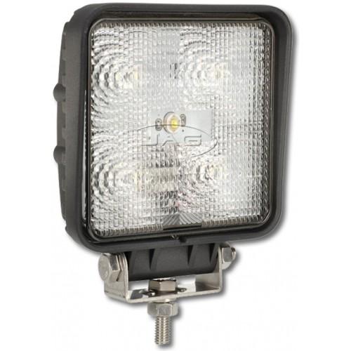 10V~30V 15W (5*3W) LED Square Work Lamp
