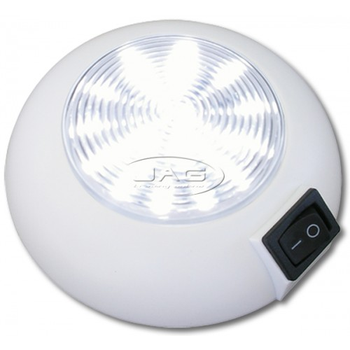 12V 21-LED White Cabin Dome Light