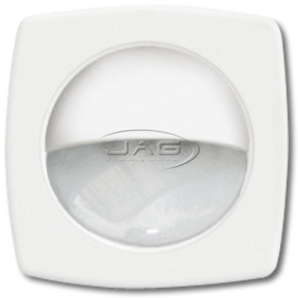 12V 3-LED White Square Courtesy Light