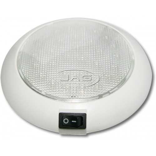 12V 30 P4-LED Warm White Cabin Dome Light