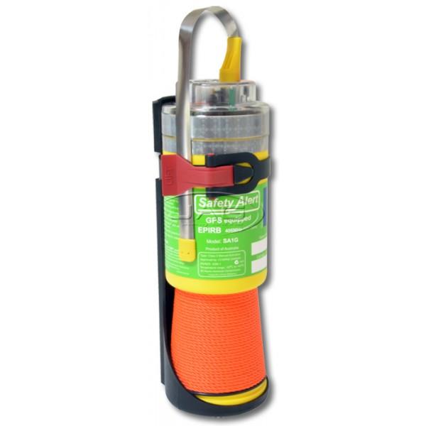 KTI Safety Alert SA3G (GPS Version) 406Mhz EPIRB