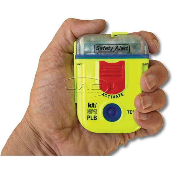 KTI Compact PLB - Safety Alert SA2G GPS 406MHz