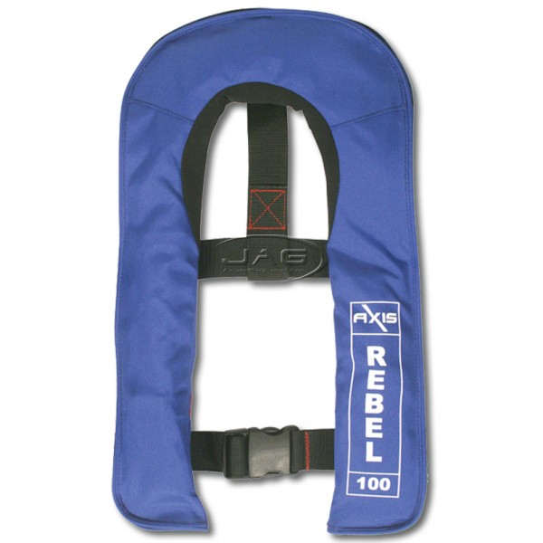 Axis Junior Manual Rebel Inflatable 100N PFD 25-50kg