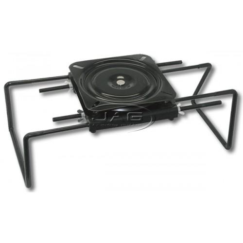 Seat Swivel Clamp-On Adjustable Mount Base - EDC Coated