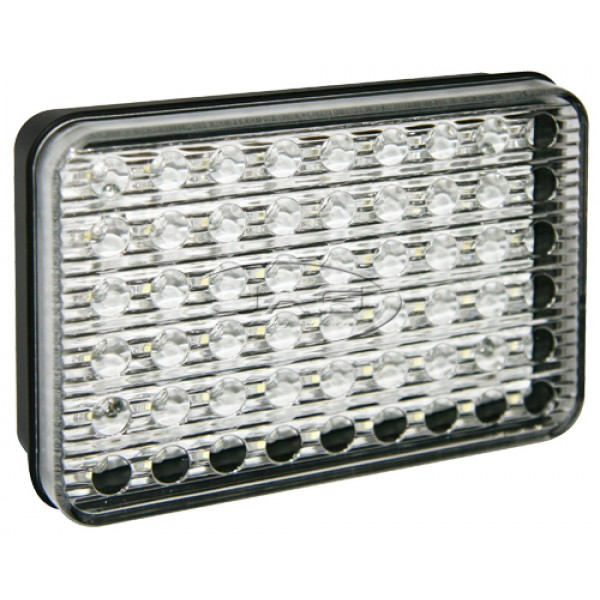 54-LED White Reverse Trailer Light 10-30V