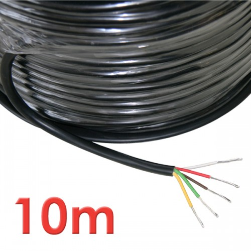 10M x 5-Core Tinned Marine Grade Trailer Wire