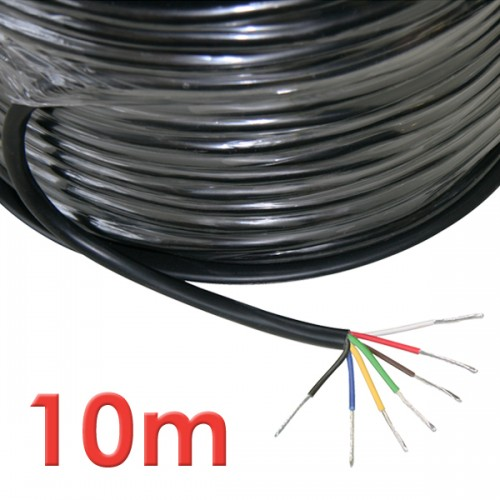 10M x 7-Core Tinned Marine Grade Trailer Wire