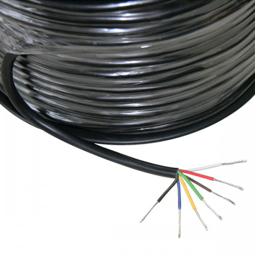 7-Core Tinned Marine Grade Trailer Wire