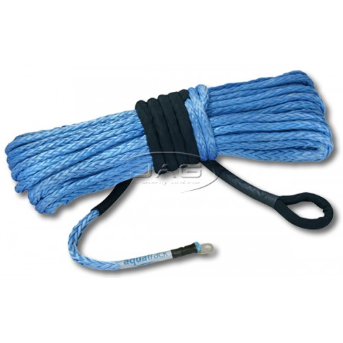 Dyneema SK-75 30M x 10mm 4x4 Winch Rope / Recovery Snatch Strap