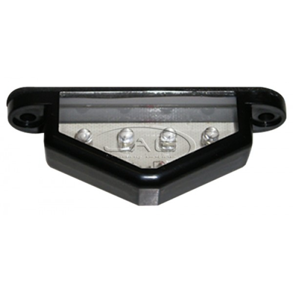 10V~30V 4-LED Number Plate Light