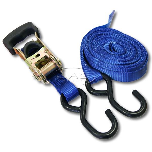 1500kg Ratchet Tie Down Strap 4.5M x 25mm