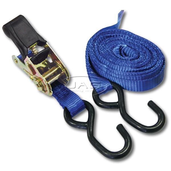 460kg Ratchet Tie Down Strap 4.5M x 25mm