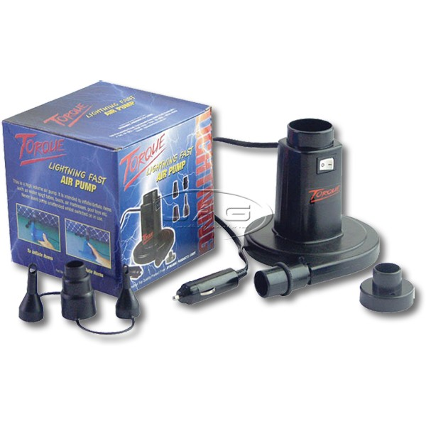 Torque 12V Inflator/Deflator Air Pump