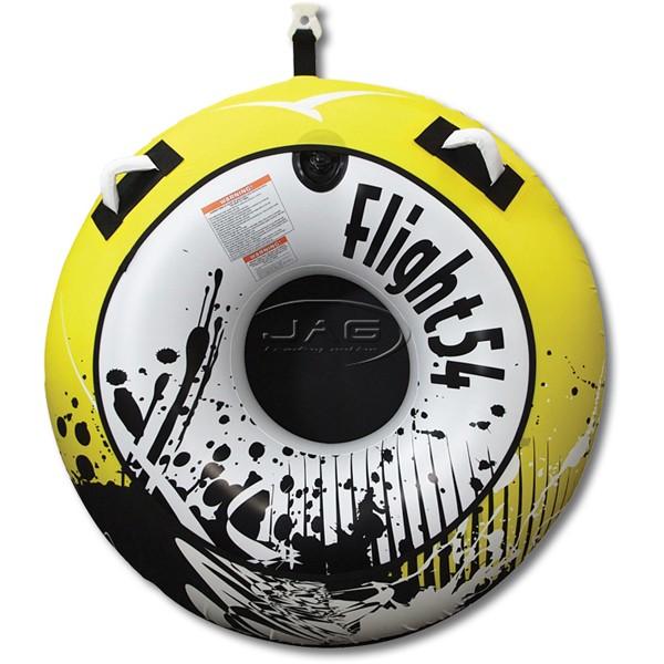 "Flight 54"" (137cm) Large Inflatable Ski Tube"